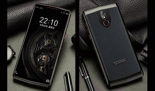 Gionee M30: smartphone pin 10.000 mAh, RAM 8GB, vỏ nhôm giá 4,6 triệu ra mắt
