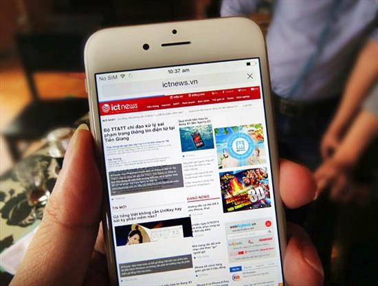 Giá iPhone 6 giảm mạnh xuống mức 19,5 triệu đồng