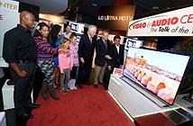 LG ồ ạt tung loạt tivi Ultra HDTV 4K vào thị trường Việt Nam