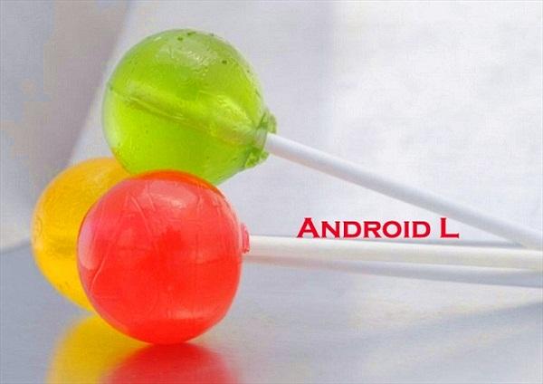 Android L sẽ được phát hành vào ngày 1/11