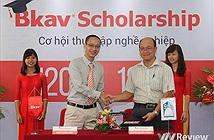 Bkav trao học bổng khủng cho sinh viên công nghệ