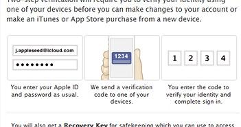 Kích hoạt xác thực 2 bước cho tài khoản iCloud, iTunes