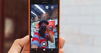 Lumia 730 Selfie có giá 5 triệu đồng tại Việt Nam