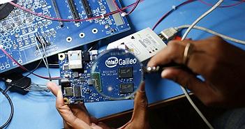 Microsoft cho người dùng Intel Galileo chọn phiên bản Windows