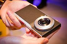 Panasonic CM1 – điện thoại Android kiêm máy ảnh siêu mỏng
