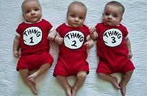 Tại sao trẻ sinh đôi, sinh ba tăng đột biến?