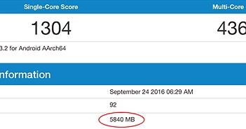 Lộ cấu hình Galaxy C9: trung cấp 6 GB RAM, Snapdragon 652