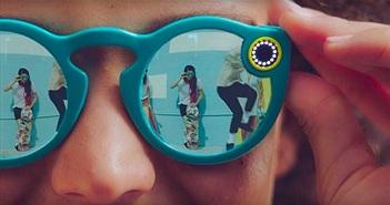 Snapchat đổi tên, ra mắt kính thông minh quay video