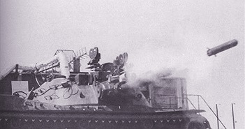 """Siêu tăng MBT-70: Không hổ danh """"Cỗ xe tăng"""" Đức"""