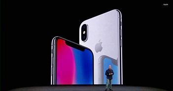iPhone X có thể đạt mốc 50 triệu đơn đặt trước