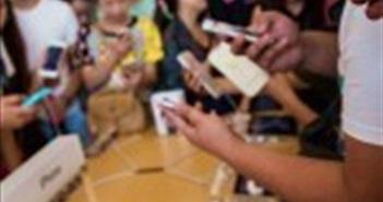 Người Trung Quốc ngày càng có xu hướng ít mua điện thoại thông minh mới
