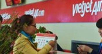 """Vietjet tung hơn 1 triệu vé """"giá sốc"""" chỉ từ 0 đồng đón Tết Mậu Tuất 2018"""