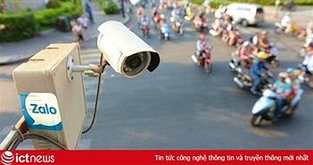 Cách xem 685 camera giao thông khắp TP.HCM bằng Zalo, tránh kẹt xe