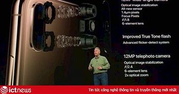 Đọ camera iPhone Xs Max và iPhone X