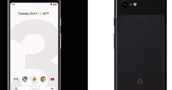 Google Pixel 3 và 3 XL tiếp tục lộ ảnh render trước ngày ra mắt