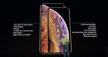 iPhone XS Max đạt hơn 370.000 điểm Antutu