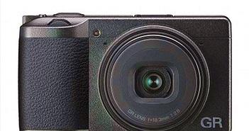 """Ricoh giới thiệu """"siêu máy ảnh PnS"""" GR III: thiết kế nhỏ gọn, chống rung điểm ảnh, ống kính 28mm F2.8"""