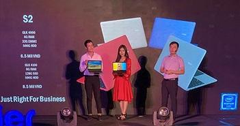 Thương hiệu Haier ra mắt 4 laptop tại Việt Nam giá từ 5.499.000 VND