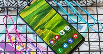 Đánh giá nhanh Galaxy A30s: Bản nâng cấp đáng giá