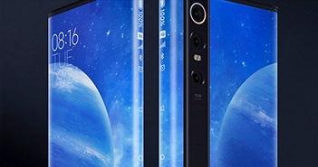 Xiaomi gây sốc bằng smartphone tỷ lệ màn hình cao không tưởng, camera siêu khủng