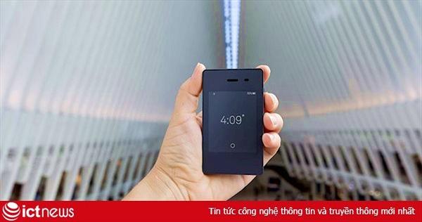 Chiếc điện thoại này giúp tôi cai nghiện smartphone sau 1 tuần