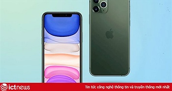 iPhone 11 Pro Max sở hữu màn hình hiển thị tốt nhất hiện nay