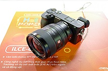Trên tay máy ảnh Sony A6600 mới giá 35,9 triệu đồng