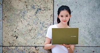 Bóng hồng trên tay VivoBook S14 tại Việt Nam: trẻ trung, năng động đầy phong cách