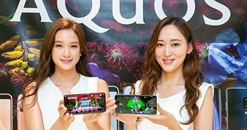 Sharp ra mắt Aquos Zero 2: màn hình 240Hz, Snapdragon 855 cho game thủ
