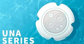 """Una & Una X – loa di động """"bơi"""" được dưới nước, âm thanh đa hướng"""