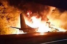 Nóng: Máy bay quân sự An-26 rơi ở Ukraine, 22 người thiệt mạng