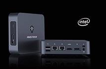 PC bỏ túi: RAM 16GB, chip Intel thế hệ 10, bộ nhớ Intel Optane
