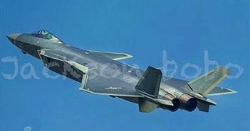 Tiêm kích tàng hình J-20 Trung Quốc vẫn dùng động cơ Nga?