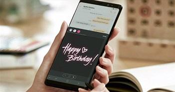 Top 10 thủ thuật chủ nhân Galaxy Note 8 nhất định phải biết