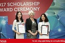 Đại học RMIT Việt Nam trao hơn 33 tỉ đồng học bổng năm 2017