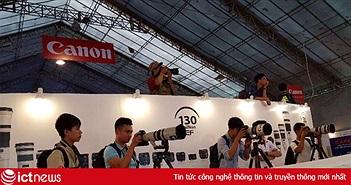 Khai mạc triển lãm Canon Expo 2017 tại TP.HCM