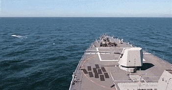 Giải mã vũ khí tối thượng của mọi cường quốc hải quân