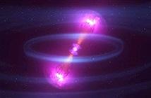 Sóng hấp dẫn vén màn bí ẩn vũ trụ