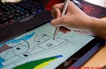 Cận cảnh laptop 2-trong-1 siêu mỏng nhẹ Asus ZenBook Flip S