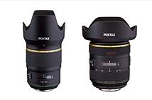 Pentax chuẩn bị ra mắt lens DA* 11-18mm F2.8 và DFA* 50mm F1.4 SDM AW