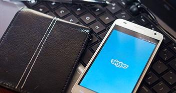 Skype đạt mốc 1 tỉ lượt tải về trên Android