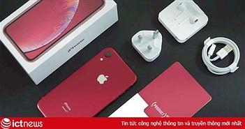 Hình ảnh chi tiết iPhone Xr tại Việt Nam, giá từ 20,9 triệu đến 25,5 triệu đồng