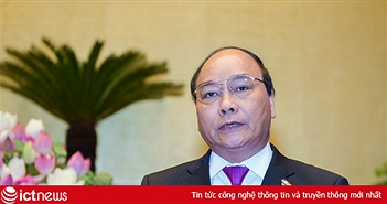 Thủ tướng chỉ đạo xây dựng Kiến trúc tổng thể Chính phủ điện tử