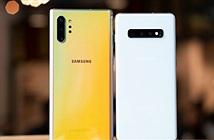 Samsung lại tiếp tục tung hoành với cặp Enterprise cho Galaxy S10 và Galaxy Note 10