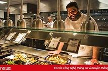 Xem cách Facebook phục vụ đồ ăn đỉnh như nhà hàng thế này, bảo sao nhân viên không chịu ra ngoài cũng dễ hiểu