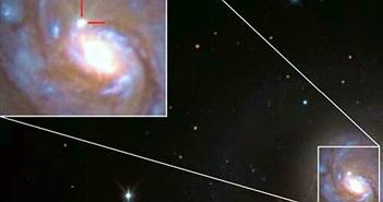 """Siêu tân tinh loại II bất thường """"tung hoành"""" trong NGC 1068"""