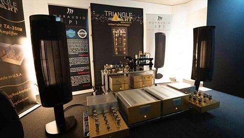 SP1 – Loa tĩnh điện bookshelf đa hướng, hậu duệ của Muraudio PX, giá 300 triệu