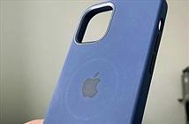 Sạc MagSafe có thể để lại dấu hằn trên ốp lưng, bao da iPhone 12