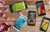 Motorola ra smartphone Android vỏ tre ở Việt Nam