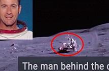NASA lần đầu công bố video phi hành gia lái xe trên Mặt Trăng